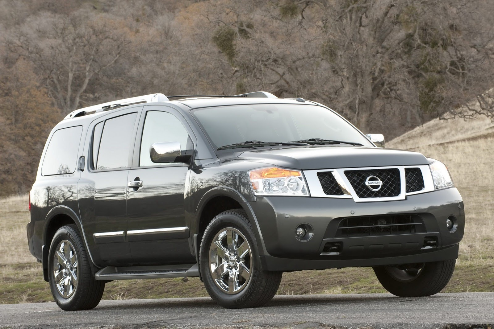 all cars nz 2013 nissan armada suv. Black Bedroom Furniture Sets. Home Design Ideas