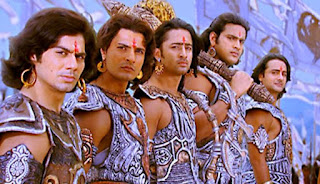 Sinopsis Mahabharata ANTV Episode 1-267 (TAMAT)