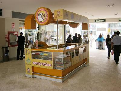 fabricantes de stands para centros comerciales