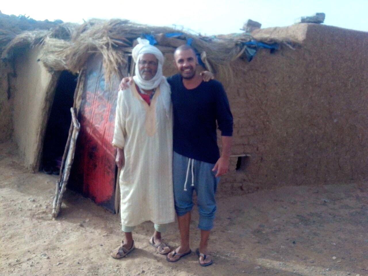 viajes a marruecos, marrakech, nomadas, desierto de marruecos, erfoud, alojamiento