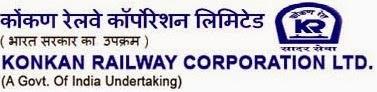 Konkan Railway Recruitment 2014 Konkan Railway Lowest Categories posts Govt. Job Alert