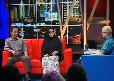 Joko Mulyanto dan Tatik Musyarofah Kick andy