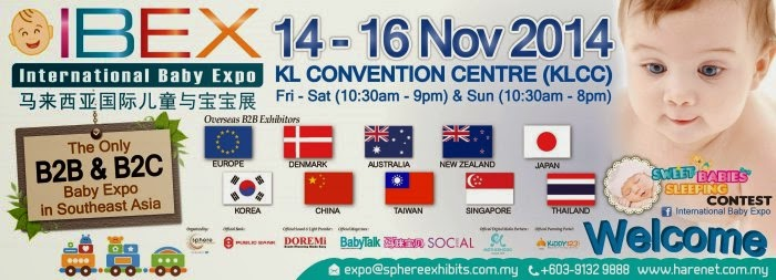International Baby Expo (IBEX) 2014