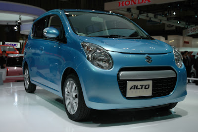 2014 Suzuki Alto Spotted During Testing --AutosExpress,2014 Suzuki Alto