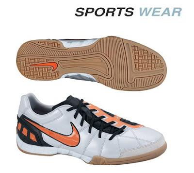 obral+T90+III+putih+orange Obral Sepatu Futsal Murah Nike T90 Shoot III