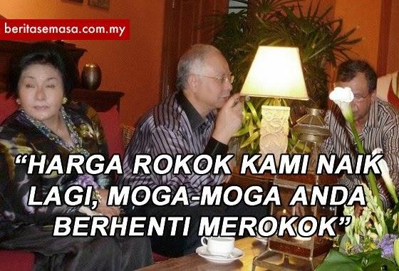Harga Rokok Naik Lagi 2014 Harga Baru RM13 Sekotak