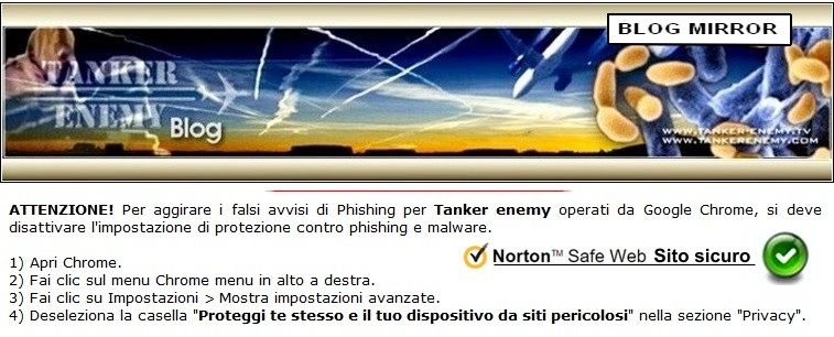 Tanker Enemy - La Fenice