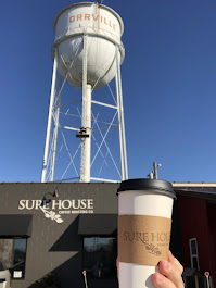 2020 Sure House, Golden Milk Latte, Orrville Oh