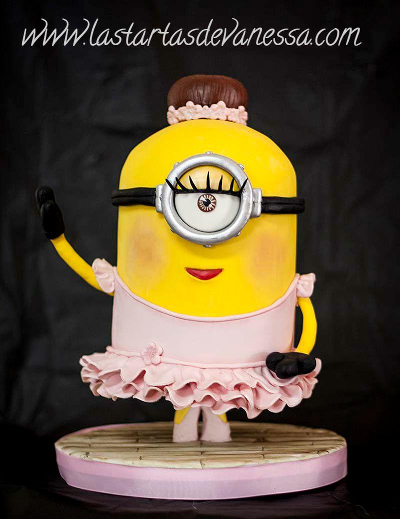 Decoracion De Tortas Con Baño Wilton:Pin Minnie Coqueta Decoración Que Derrocha Glamour Cake on Pinterest