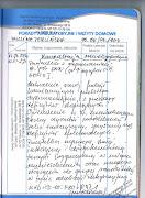 Diagnoza neurologopedyczna. Wynik badania parazytologicznego