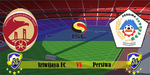 sriwijaya fc vs persiwa isl 2013 Hasil Skor Akhir ISL: SRIWIJAYA FC vs PERSIWA (Selasa, 16 April 2013)