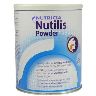 Nutilis powder® - espessante alimentar