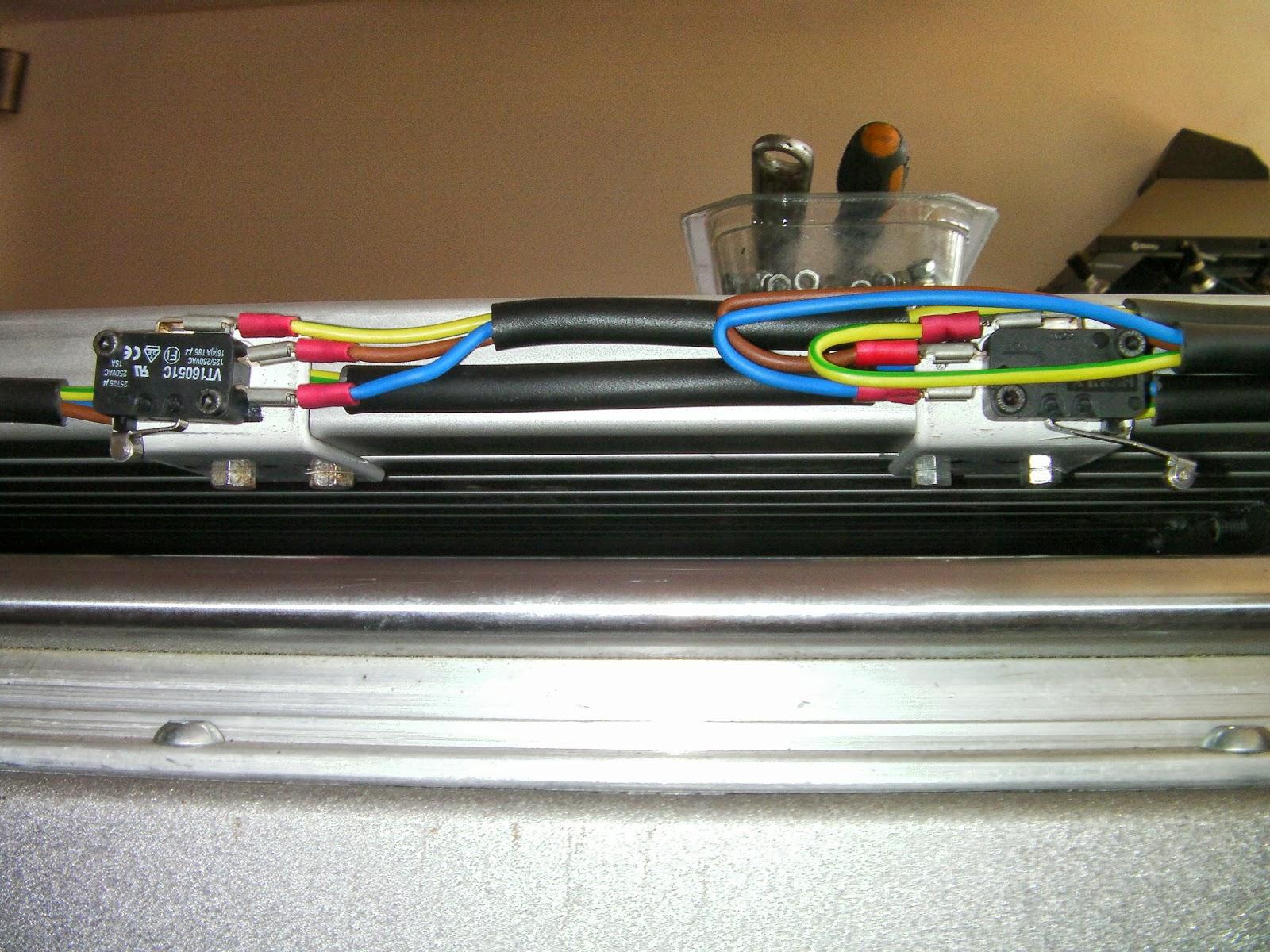Fresadora router cnc 4 ejes casera septiembre 2013 - Como camuflar cables ...