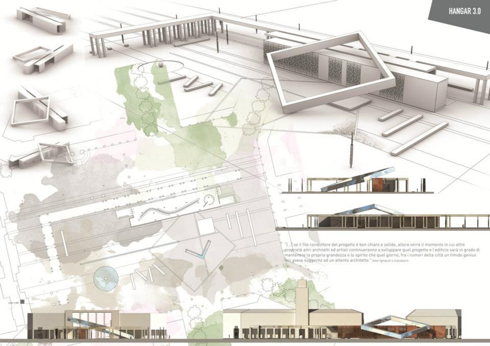 Tavole concorso architettura piante idee per il design - Tavola da giardino prezzi ...