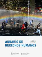 Anuario 2018 DDHH Centro DDHH Universidad de Chile