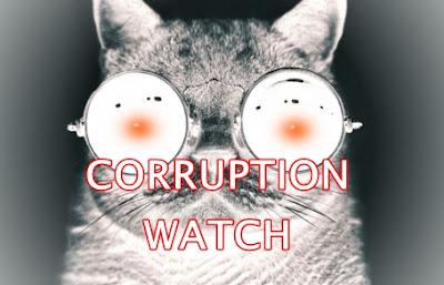 peringkat korupsi