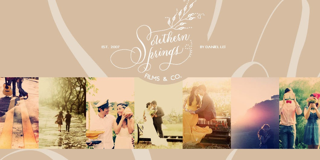 Fine Art Wedding Films and Photography - Southern Springs Films, Fine Art Weddings and Video