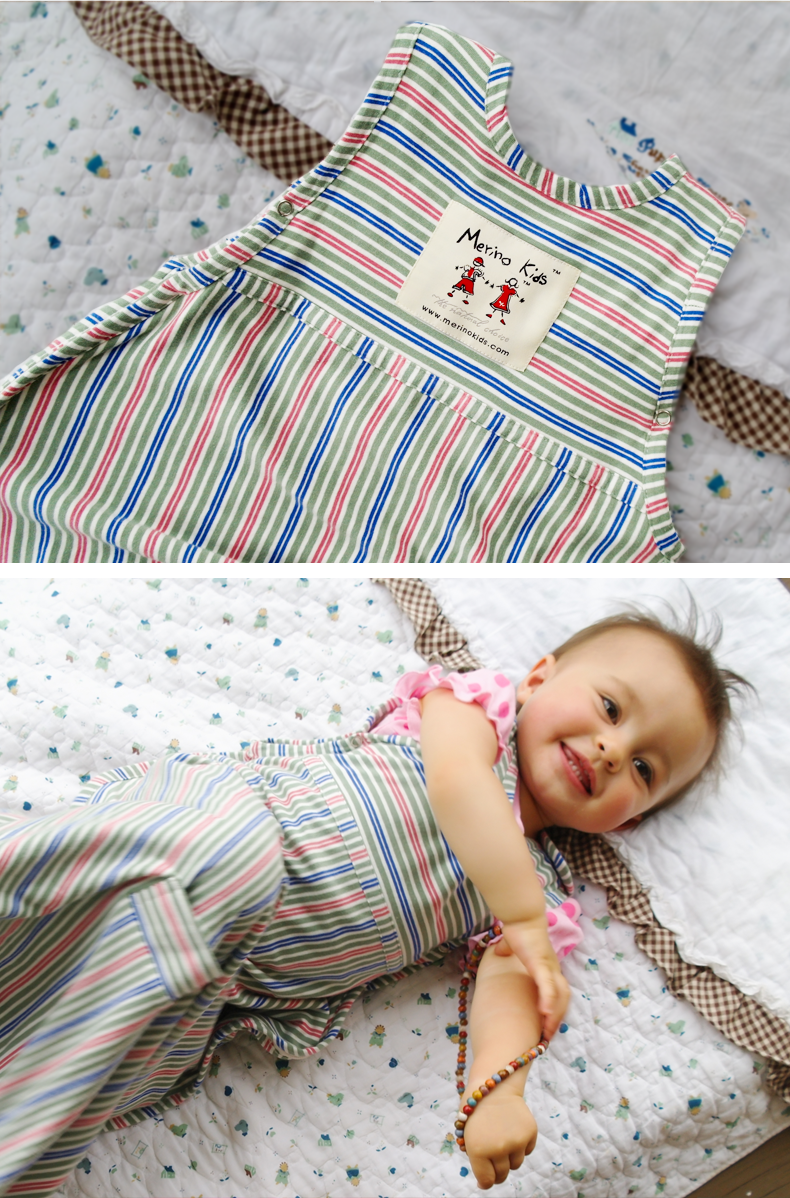 I Was Recently Invited To Test And Review A Gorgeous Organic Cotton Sleeping Bag From Merino Kids If You Havent Heart Of Just Yet