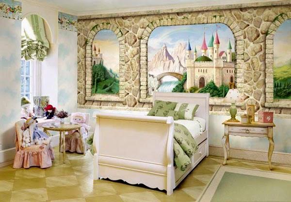 Bedroom Wall Decoration