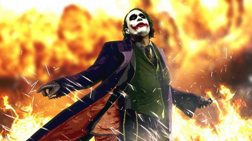 Víctor González Bedoya: La fascinación del Joker
