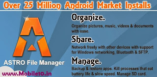 Free Download ASTRO File Manager with Clouds Apk - www.Mobile10.in