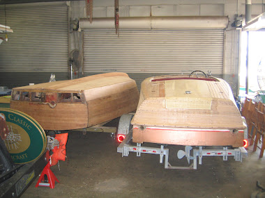 Before - Chris Craft Sportsman &amp; Riviera
