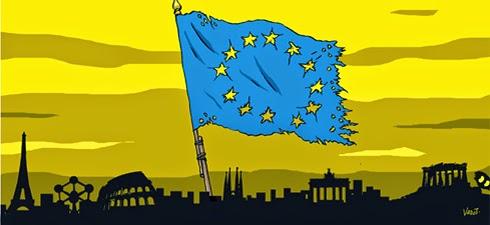 Europe, Nicolas Vadot, Europa, União Europeia
