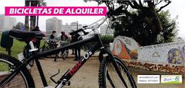 Alquiler de bicicletas en Lima, Perú