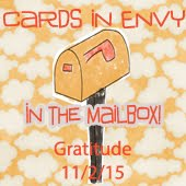 Cards in Envy Gratitude