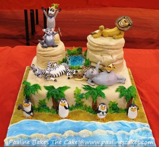Cake Design In Kl : PAULINE BAKES THE CAKE!: June 2011