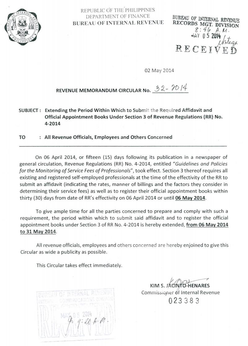 Philippine Real Estate Taxation 2014