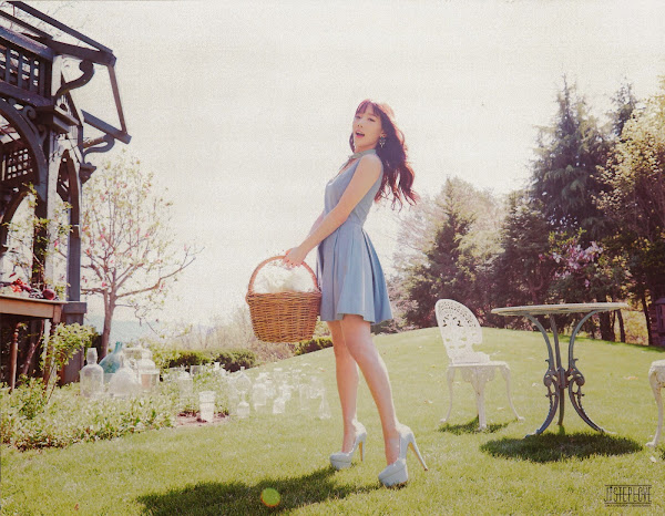 Girls' Generation Taeyeon The Best Scans