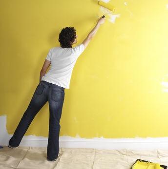 Подготовка стен к покраске водоэмульсионной краской своими руками фото
