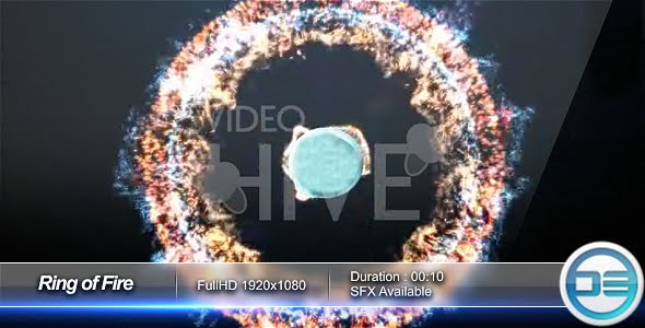VideoHive Ring of Fire