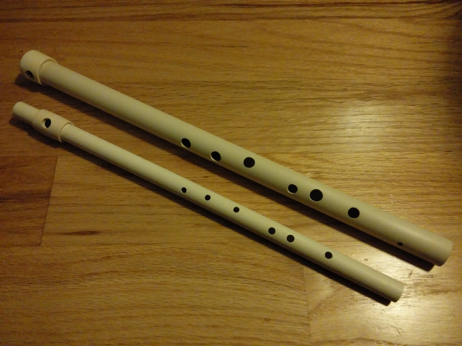 [Mattwins] How To Build Homemade PVC and CPVC Flutes