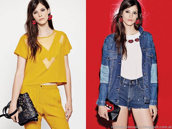 Moda primavera verano 2015 Ay Not Dead.