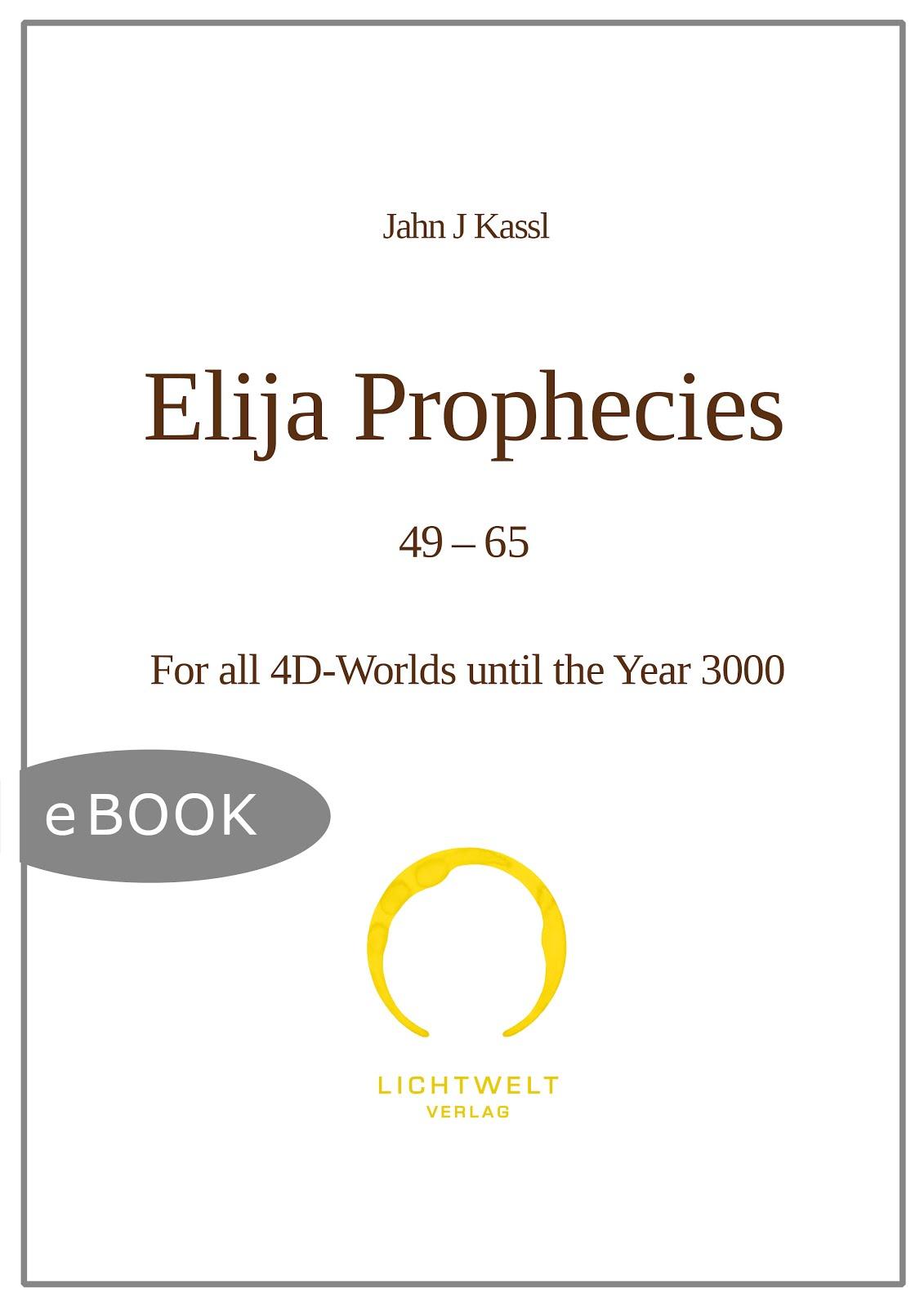 Elija Prophecies 49-65 - JJK (digital publication)