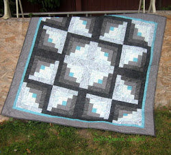 Log Cabin Quilt begins Thurs. Sept. 28, 2017 @ Cut Up and Quilt.