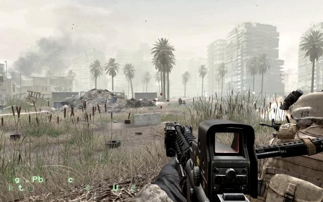 Call of Duty Modern Warfare 2 (Singleplayer + Multiplayer)