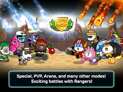 LINE Rangers Versi 3.0.3 Apk Update Terbari Gratis