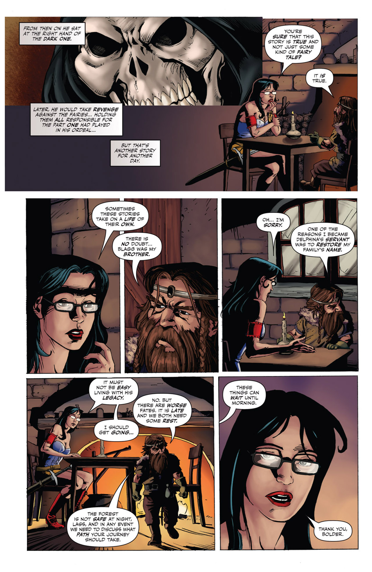 Grimm Fairy Tales (2005) Issue #53 #56 - English 24