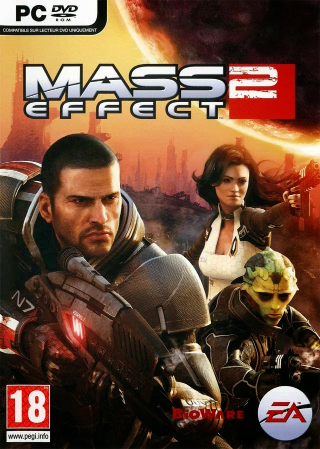 Mass Effect 2 PC Game Full Version