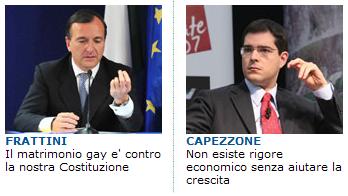 Frattini - Capezzone