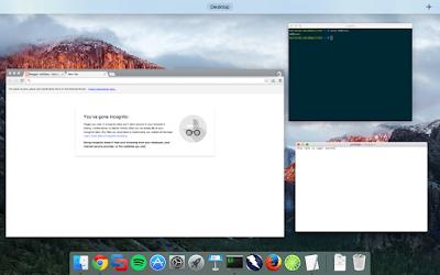 Mac OS X 10.11 Partial Lock Screen Bypass