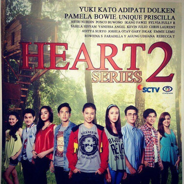 Sinopsis My HEART Series 2  - Drama Series Remaja SCTV