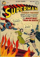 Superman #76 comic book cover