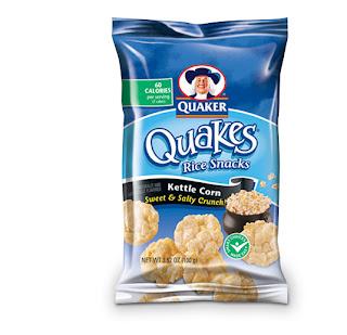 Quaker Oats Rice Cakes Vegan