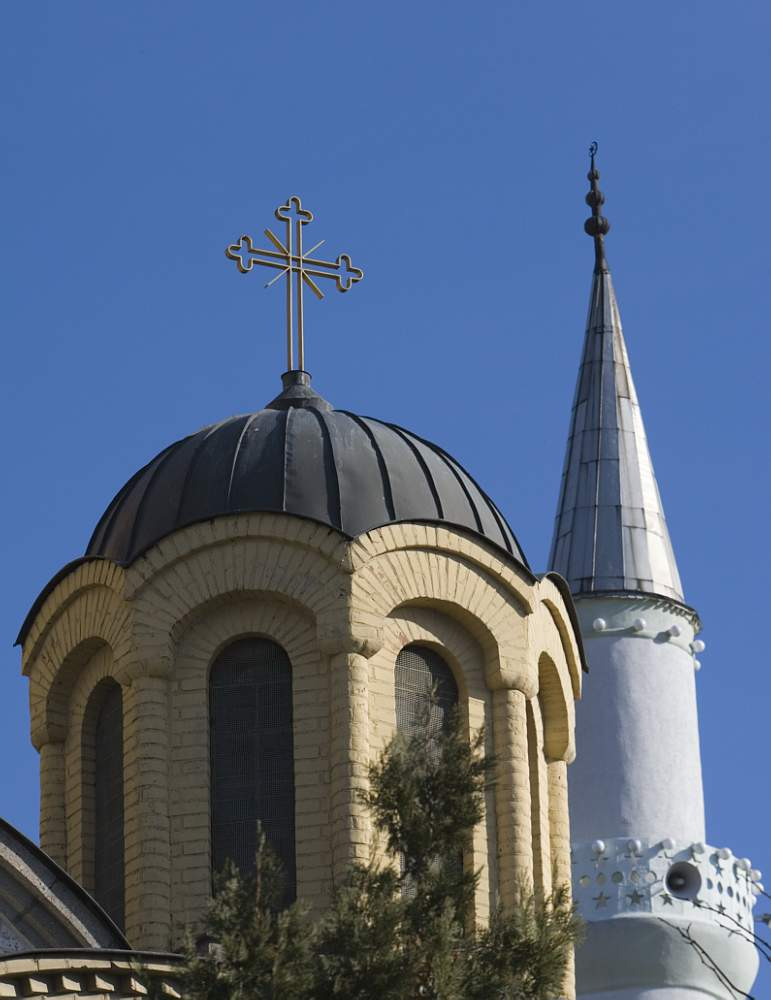 """proliferation of churches We declare our intent to be a """"just peace-making church,"""" with the  human  history, to work to end all war and the proliferation of weapons, and to build trust  with."""