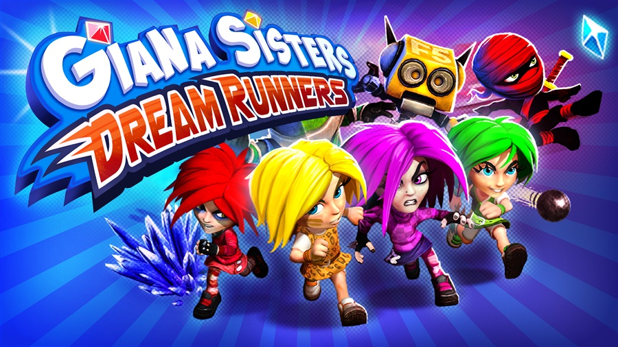 Giana Sisters Dream Runners Download Poster