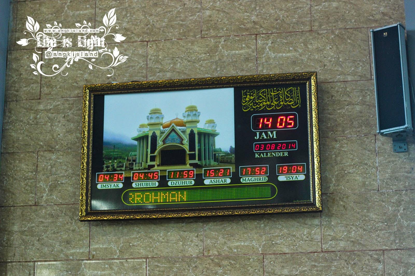 masjid dieng